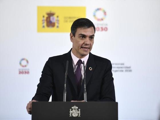 Sánchez defiende el acuerdo de equiparación salarial entre policías y limita las quejas a Jusapol