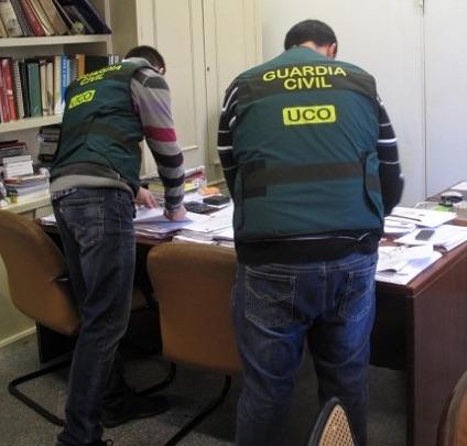 LA UO MUESTRA SU APOYO A LA UNIDAD CENTRAL OPERATIVA