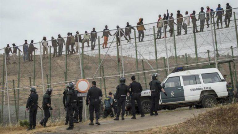 Defender las fronteras sin medios materiales ni humanos