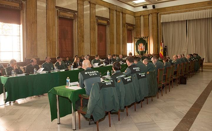 Mandos de la Guardia Civil apuestan por actualizar competencias de asociaciones y no ven tan necesarios los sindicatos
